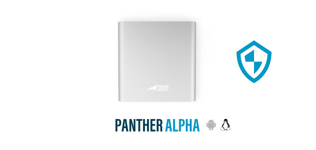 Panther Alpha Micro PC (Silver)